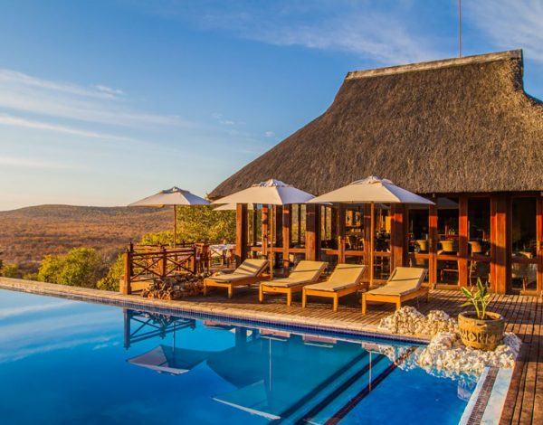 Namibia: Luxus, Safari und Wellness