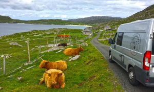 "Äussere Hebriden: First Stop ""Isle of Lewis"""